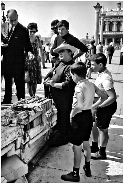 Venetian Street Market by mac