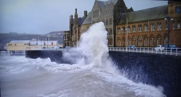 Our Storm Dennis by carol01