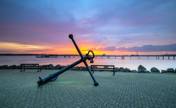 Hythe Sunrise by NickLucas