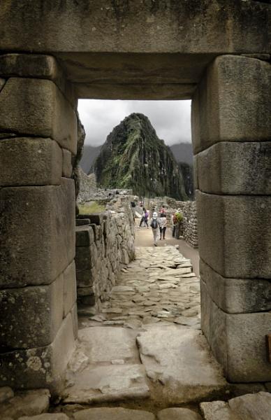 The gateway by Alain