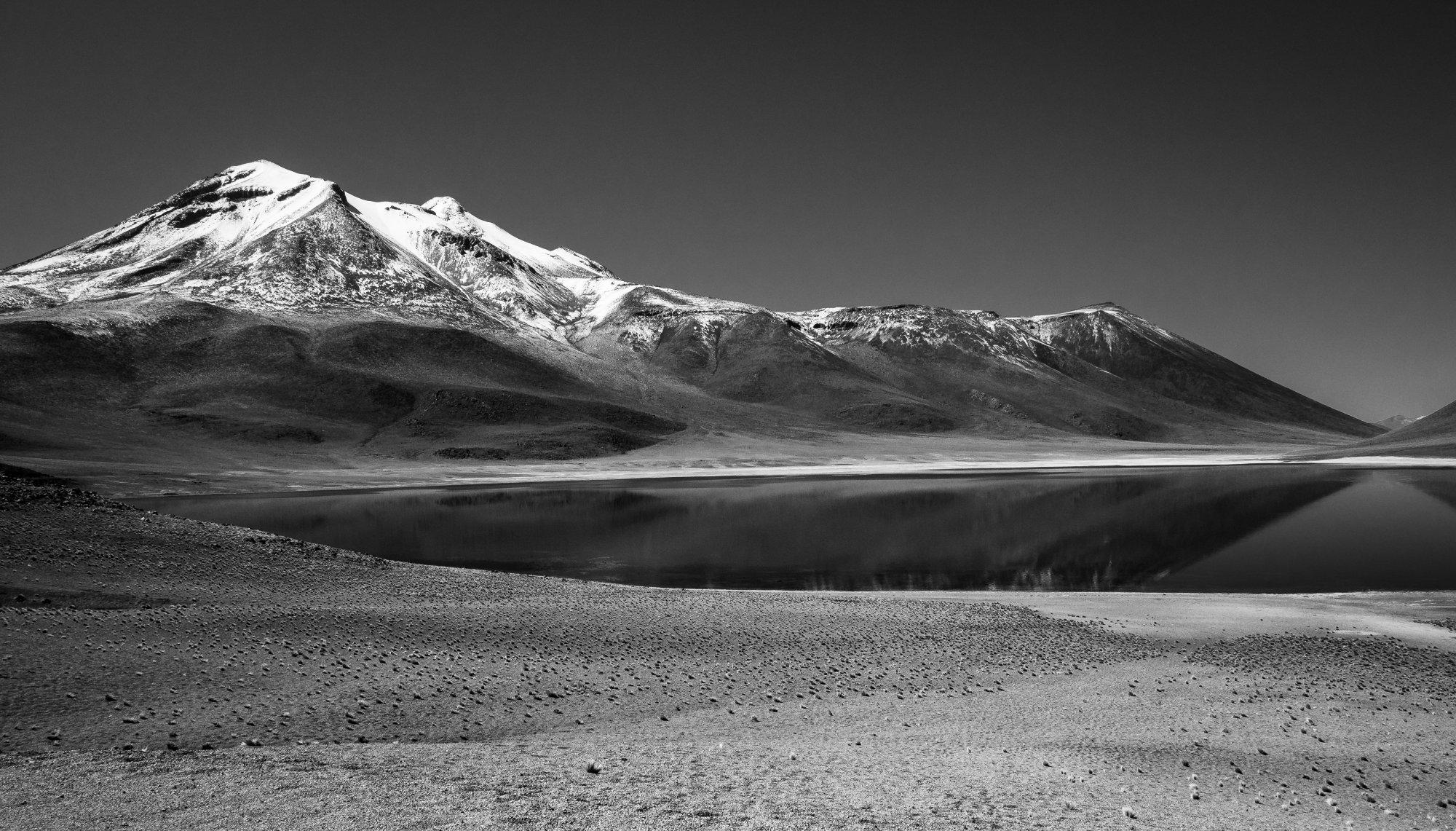 Keep it simple...in The Atacama Desert