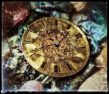 Geneva Pocket watch Dial 1875
