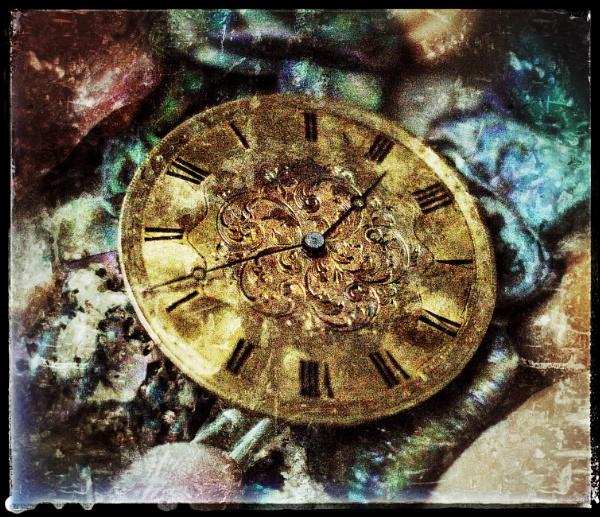Geneva Pocket watch Dial 1875 by Monochrome2004