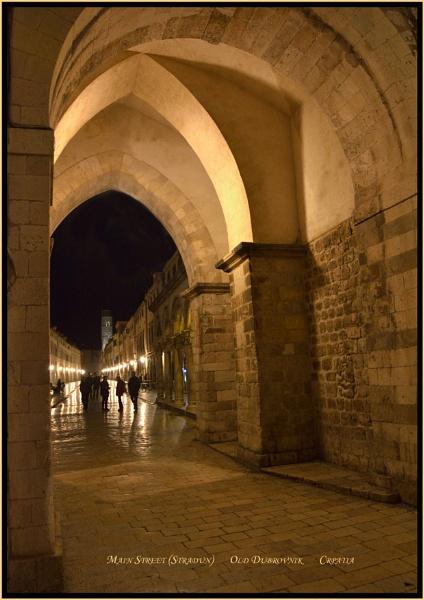 Old Dubrovnik by Howard2