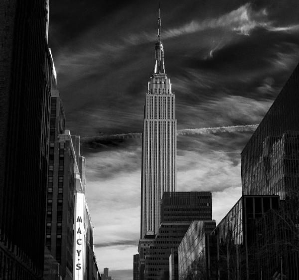 City of Gotham by wNG555