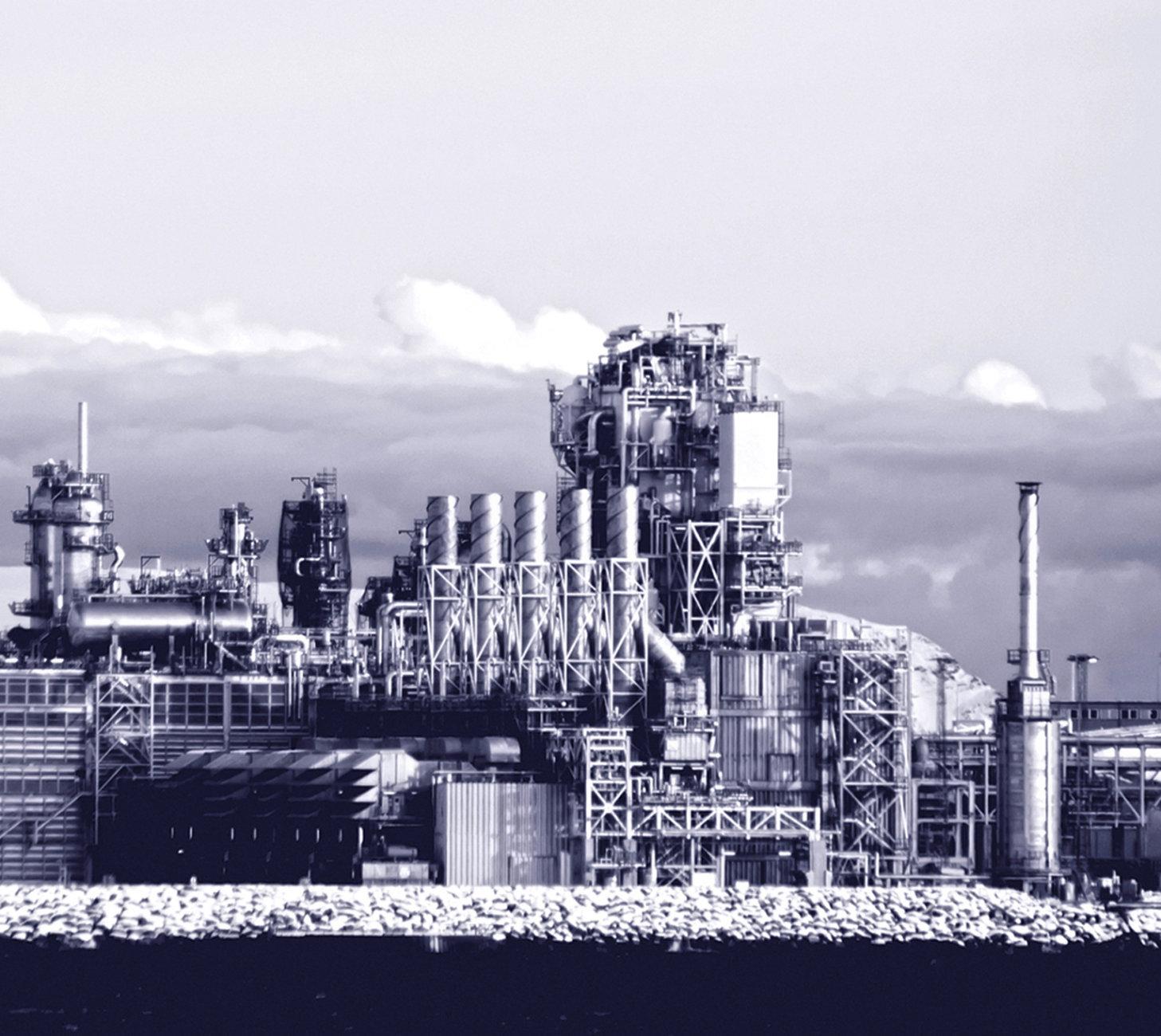 Arctic Refinery