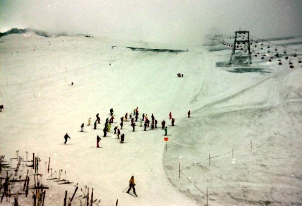 Austrian Ski scene by Don20