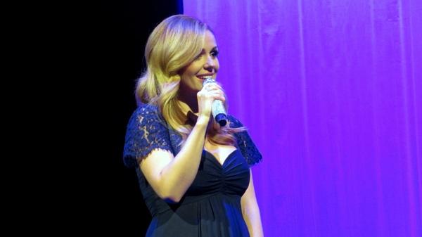 Katherine Jenkins on board Celebrity Silhouette by Don20