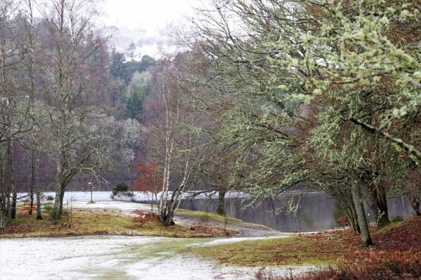 Loch Faskally by davyskid