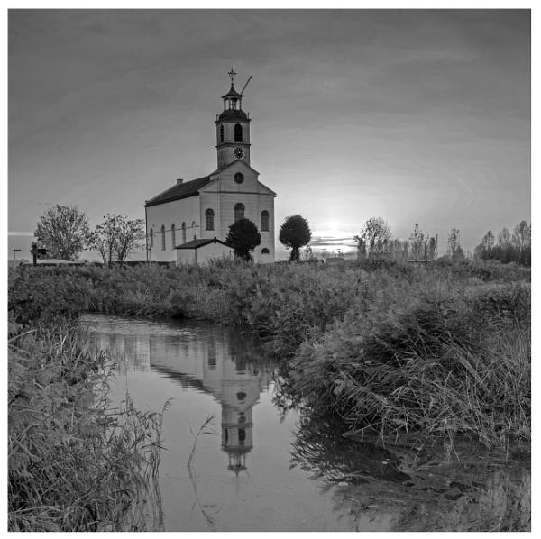 White Church by joop_
