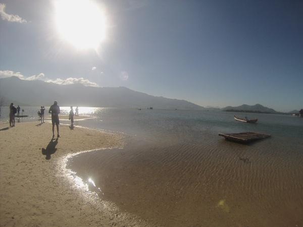 The beach by Arnie64