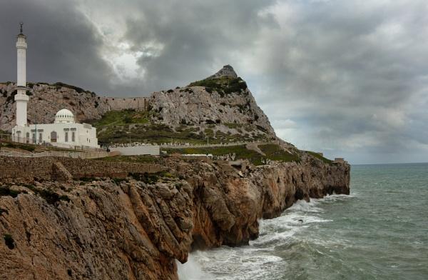 The Rock - Gibraltar by VincentChristopher