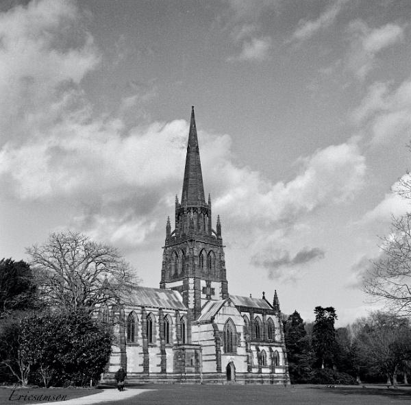 Clumber Park Chapel by Ericsamson