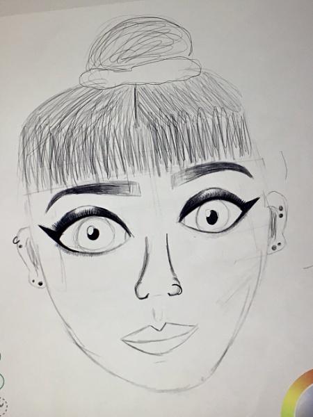 Ipad sketch. by Pinarellopete