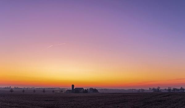 Twilight Before Sunrise by TDP43