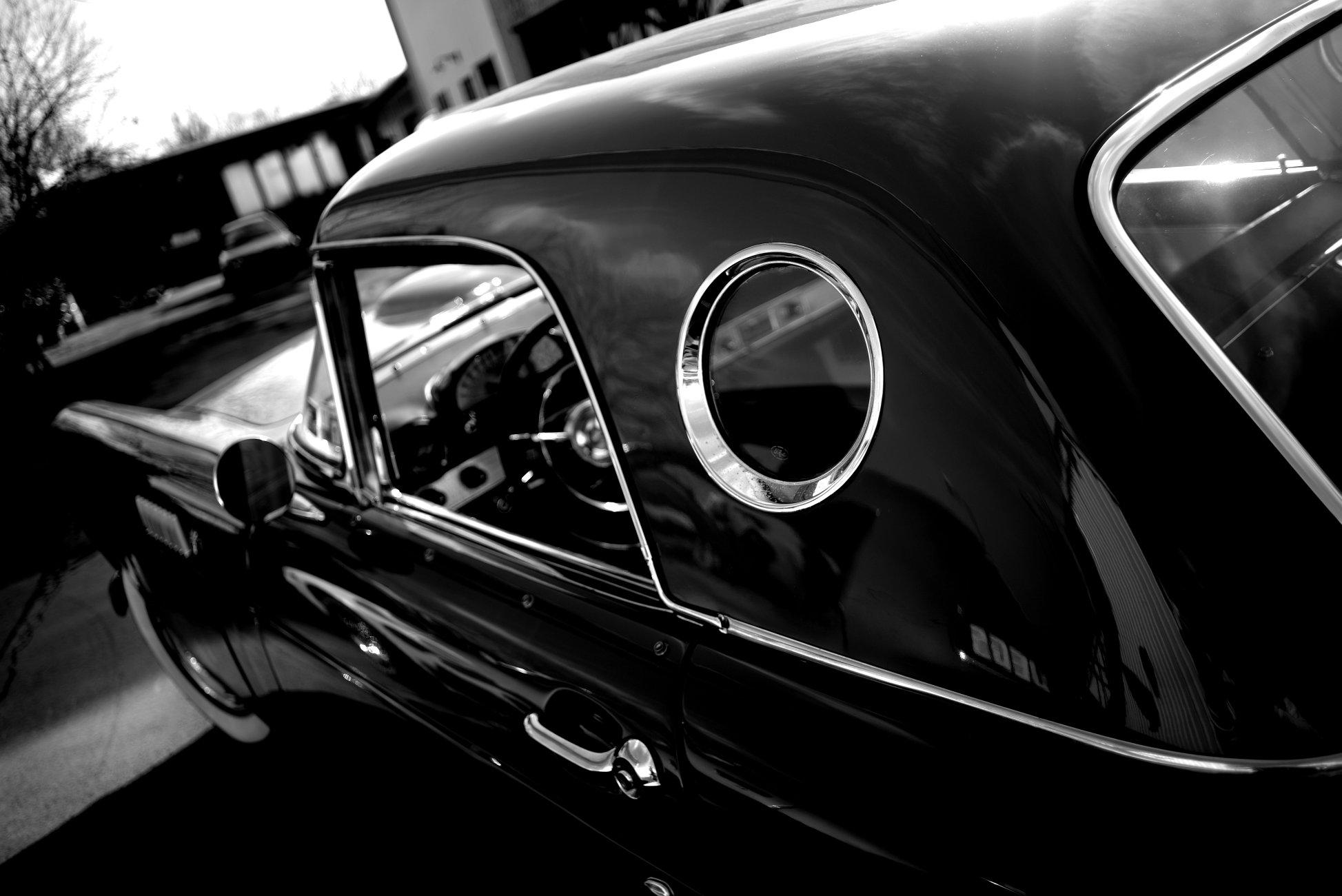 Ford Thunderbird Detail