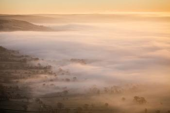 Mist Across the Valley