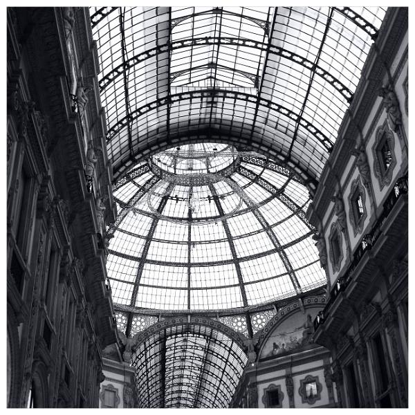Galleria Vittorio Emanuele II by bliba