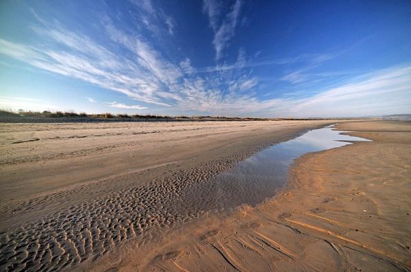 Delnies Beach by viscostatic
