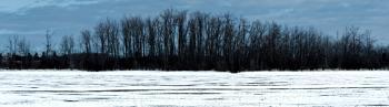 Panoramic capture at the Dofasco 2000 Trail # 2