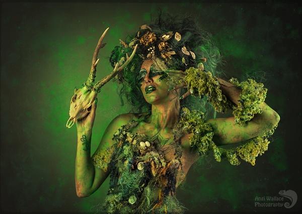 Tree spirit by Angi_Wallace