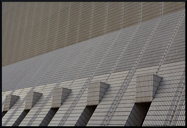Hong Kong Cultural Building by mike_kend