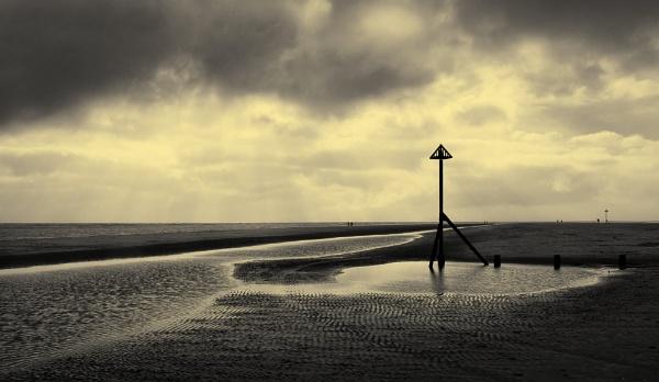 Winter Seaside by Shamley