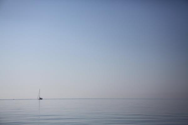 Sea Horizon by cheesefather