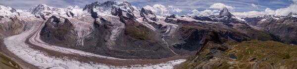 The Mighty Matterhorn Region. by ianrobinson
