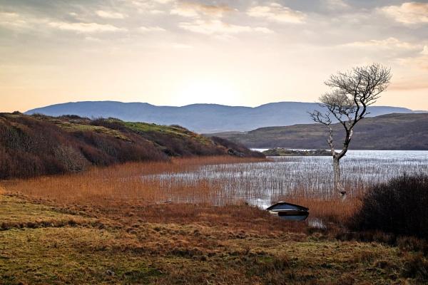 Donegal Bog by SamCampbell