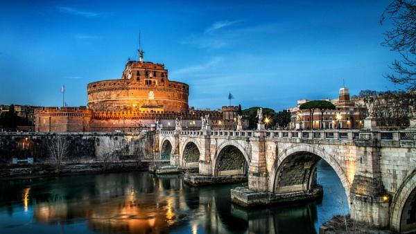 Castle Sant Angelo by Pete2453