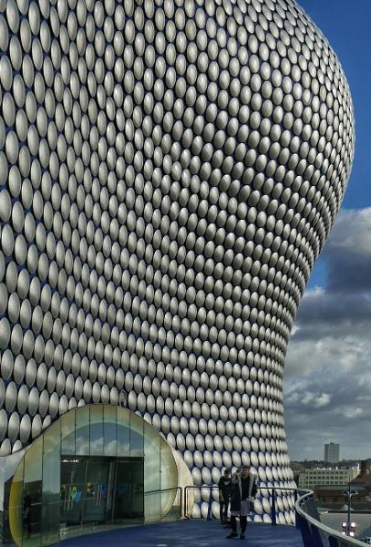 The Selfridges Building Birmingham by StevenBest