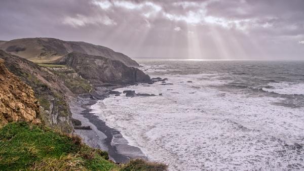 North Devon Coast by Kilmas