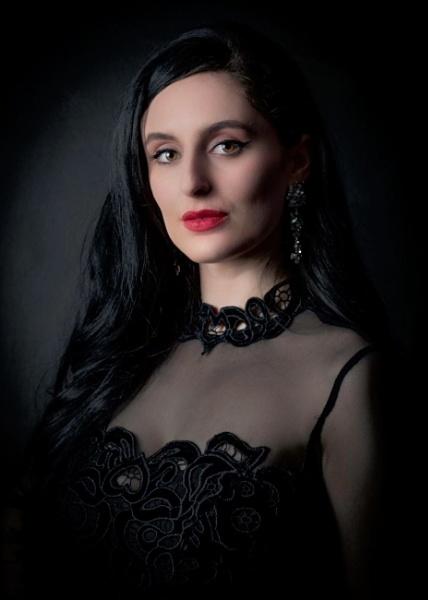 Lauren Howell by Peter_West