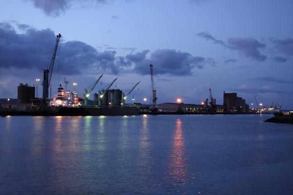 Belfast Docks by emmaK22