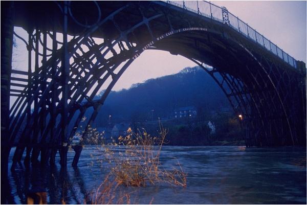 Ironbridge Floods by dark_lord