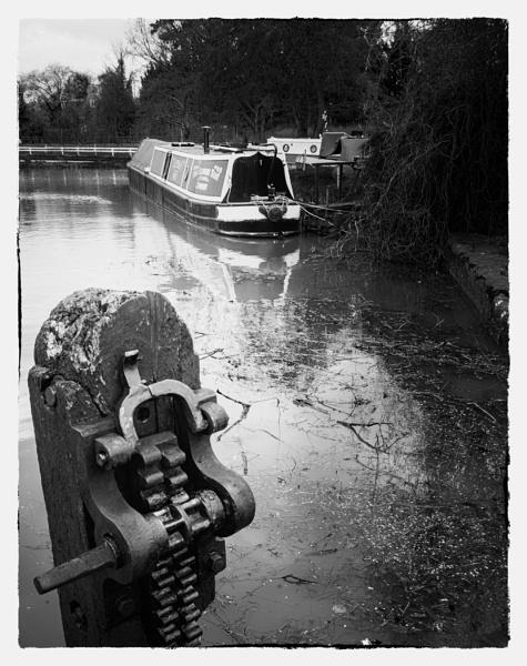Waterway Mechanism by pauljt