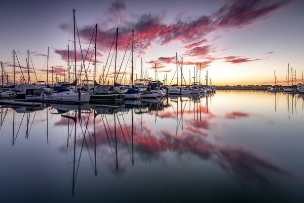 Scarborough Marina by david1810