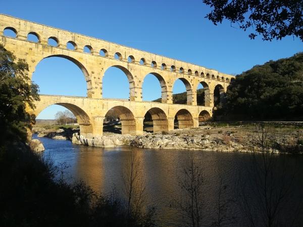 Pont Du Gard by Steveo28
