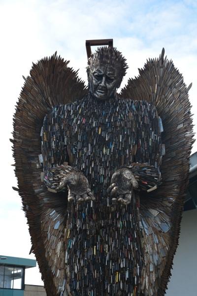 The Knife Angel by jimbob133