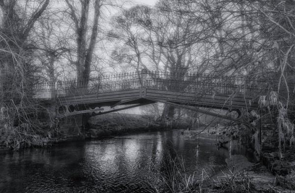 Across the bridge by BillRookery