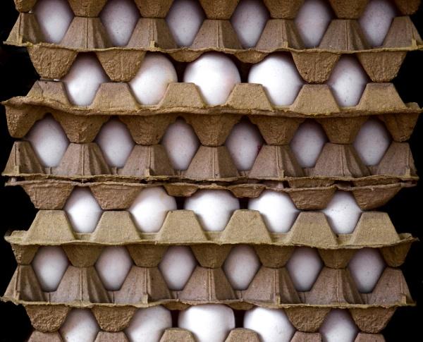 Market Eggs by FotoDen