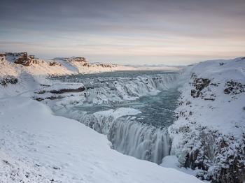 Gulfoss, Iceland