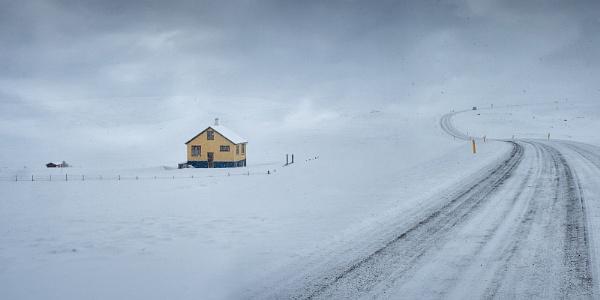 The Road to Thingvellir by Leedslass1