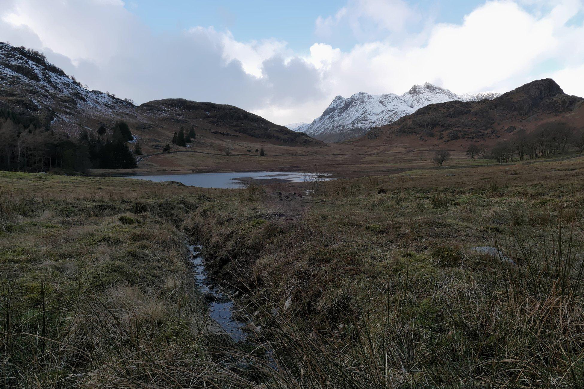 Blea Tarn, Langdales, Cumbria