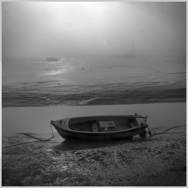 Early Morning Mist by AlfieK
