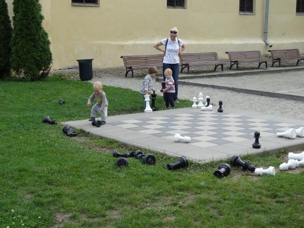 Chess players by SauliusR
