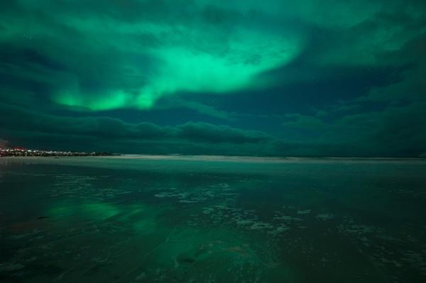 Northern Lights 1 by PhotoLinda