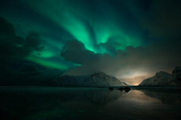 Northern Lights 3 by PhotoLinda