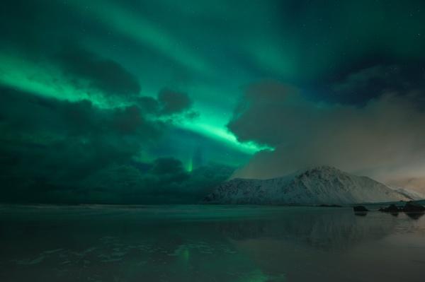 Northern Lights 4 by PhotoLinda